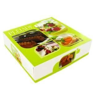 Boîte à tarte Anthony (x50) Taille - 23 x 23 x 5 cm (x50)