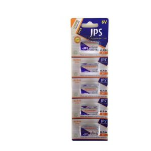 JPS 5 piles 4LR44