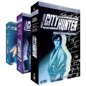 Coffret City Hunter Nicky Larson - Saisons 1 à 3