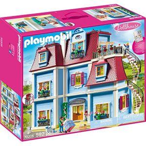 Playmobil Dollhouse Maison de poupée moderne, figurine 70205 multicolore