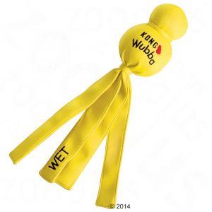 Kong Wubba Wet pour chien taille L