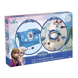 Totum Kit créatif 2 en 1 La Reine des neiges