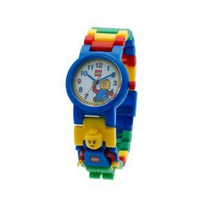Lego 5005015 - Montre pour enfant à assembler avec figurine Classic