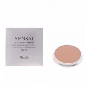 Kanebo Sensai Cellular Foundation 12 - Fond de teint poudre SPF 15 (recharge)