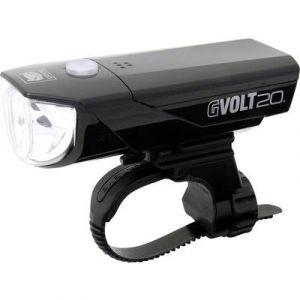 Cateye GVOLT20 HL-EL350G - Éclairage avant - noir Lampes avant 2016