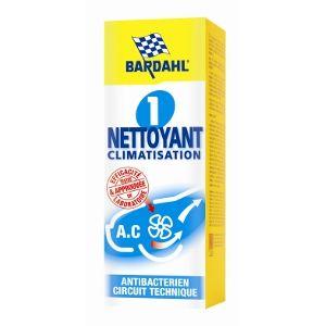Bardahl Nettoyant circuit technique clim et chauffage 1 Hygien' 125 ml