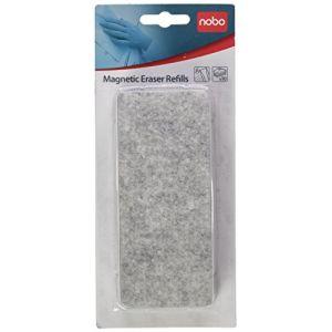 Nobo 34534497 - Lot de 10 recharges pour effaçeur magnétique Design
