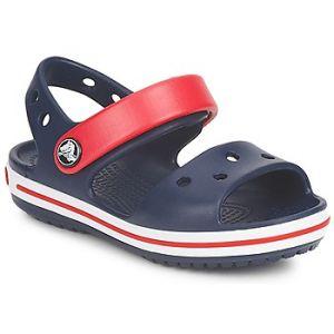 Crocs Sandales Crocband Sandal Navy / Red Kids