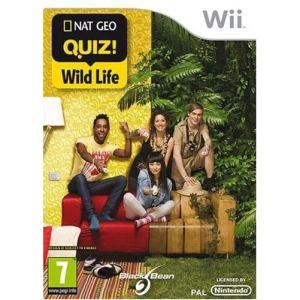 NatGeo Quiz! Wild Life [Wii]