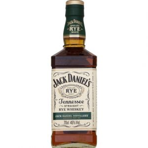Jack Daniel's Rye - Tennessee - Whiskey - 45% - 70 cl