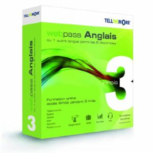 Tell Me More webpass [Windows]