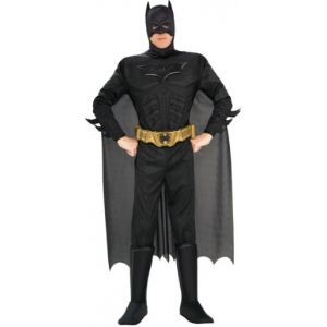 Rubie's Déguisement Batman de luxe The Dark Knight (taille 52/54)