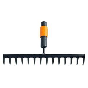 Fiskars 135511 - Râteau QuikFit 14 dents courbes