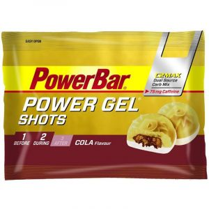 Image de Powerbar Gel Rideshots Box saveur Cola (x 16)