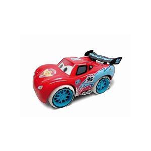 Majorette Lightning McQueen Junior - Voiture radiocommandée Ice Racers
