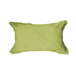Today Taie d'oreiller unie en coton (50 x 70 cm)