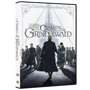 Les Animaux fantastiques : Les Crimes de Grindelwald [DVD]
