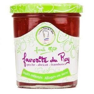 Francis Miot Confiture Favorite du Roy allegée en sucre - Pot 320g