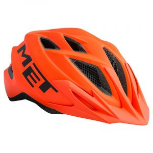 Met Casque junior Crackerjack Orange