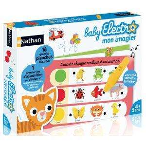 Nathan Baby Electro : Mon imagier