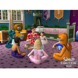 Les Sims 2 : Fun en Famille - Extension du jeu [PC]