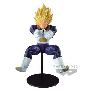 Banpresto Dragon Ball Z Figurine Super Saiyan Vegeta Final Flash 16cm [Figurine]