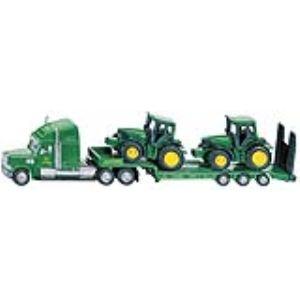 Siku 1837 - Camion avec tracteur John Deere - Echelle 1:87