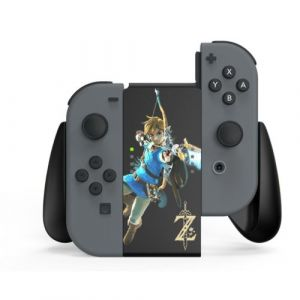 PowerA Joy-Con Comfort Grip Zelda Breath of the Wild pour Switch