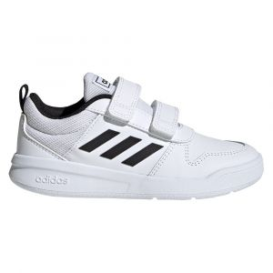 Adidas Baskets scratch Vector Blanc/Noir - Taille 28;29;30;31;32;33;34;35