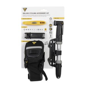 Topeak Cycling Accessory Kit - New19 - Pack accessoires Deluxe