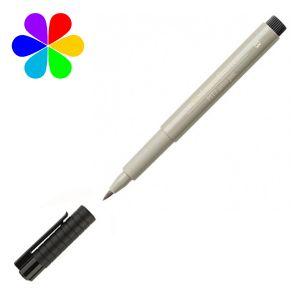 Faber-Castell Feutre PITT - artist pen B - gris chaud 1