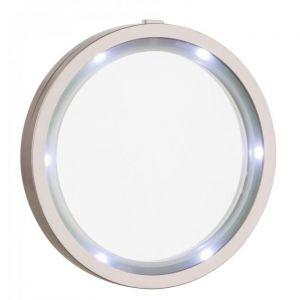 Globo Maquillage miroir avec bord LED pour la salle de bain