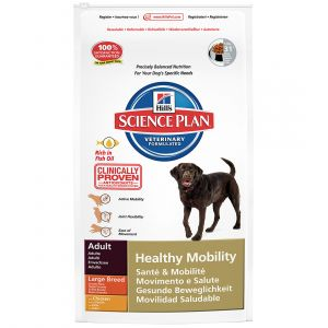 Hill's Healthy Mobility Adult Large Breed Chicken - Sac 12 kg