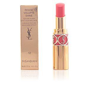 Yves Saint Laurent Volupté Shine n°12 Corail Incandescent - Rouge à lèvres