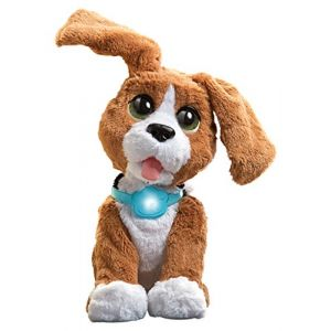 Hasbro Chatty Charlie, le Chien qui aboie FurReal