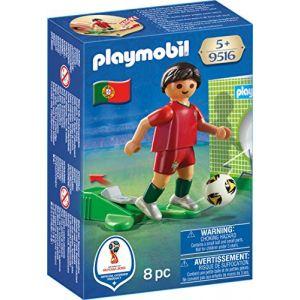 Playmobil 9516 - Coupe du Monde de la FIFA Russie 2018 - Joueur de foot Portugais