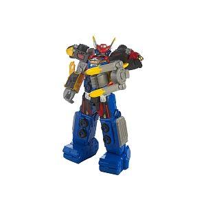 Hasbro Figurine Megazord 30 cm - Power Rangers Beast Morphers - Ace Megazord