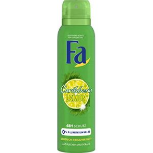 FA Deodorant Spray Caribbean Lemon - 150 ml