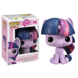 Funko Figurine Pop! Mon Petit Poney Twilight Sparkle