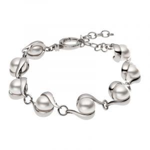 SKAGEN Agnethe Crystal Pearls Bracelet (SKJ0092P)