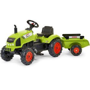 Falk Tracteur + remorque