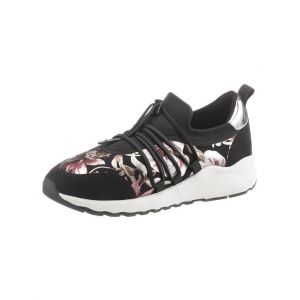 s.Oliver 5-5-23616-22 098, Sneakers Basses Femme, Noir (Black Comb 98), 40 EU