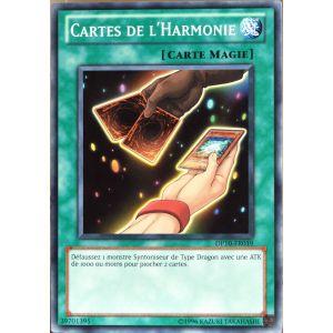 Konami Dp10-Fr019 - Carte Yu-Gi-Oh Cartes de l'harmonie