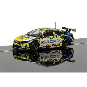 Scalextric BTCC VW Passat, Aron Smith- 1/32 - Circuits de voitures :
