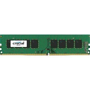 Crucial CT4G4DFS824A - Barrette mémoire DDR4 4 Go 2400 MHz CL17 SR X8