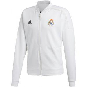 Adidas Veste Veste Real Madrid Z.N.E. 2018/19 blanc - Taille EU L