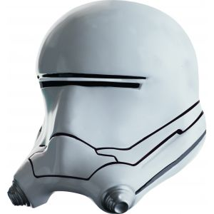 Masque adulte casque 2 pièces Flametrooper Star Wars VII