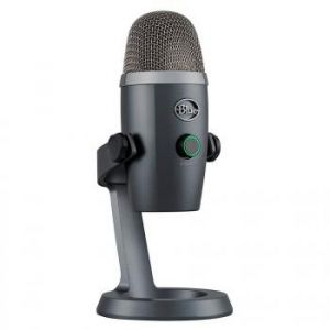 Blue microphones Yeti Nano - Gris - Microphone