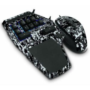 Hori Tactical Assualt Commander 3 - Souris programmable + Contrôle du clavier pour PlayStation 3