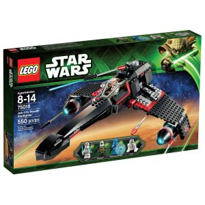 Lego 75018 - Star Wars : Jek-14's Stealth Starfighter